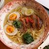 Фото к позиции меню Суп Рамен с уткой по-пекински