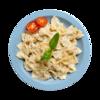 Фото к позиции меню Фарфалле с соусом из сыра горгонзола