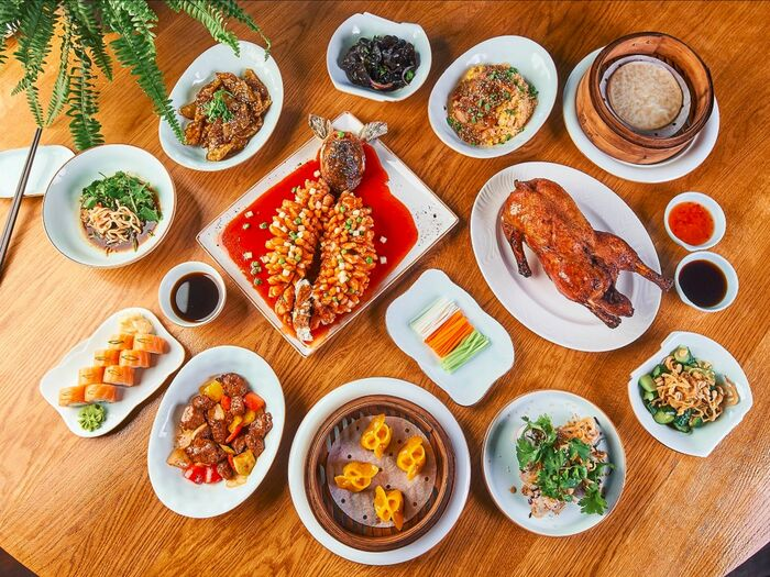 Китайский ресторан Hong Kong