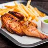 Фото к позиции меню Цыпленок по-техасски