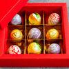 Фото к позиции меню Ассорти авторских конфет