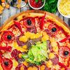 Фото к позиции меню Пицца Спарта