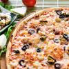 Фото к позиции меню Пицца с морепродуктами