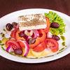 Фото к позиции меню Грек-салат