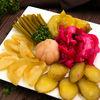 Фото к позиции меню Букет маринованных овощей