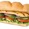 Фото к позиции меню Сэндвич Куриная грудка
