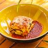 Фото к позиции меню Лазанья из телятины с сыроежками и пармезаном