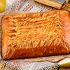Фото к позиции меню Пирог с грушей