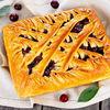 Фото к позиции меню Пирог с вишней