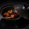 Фото к позиции меню Тушеные баклажаны в чесночном соусе (250 гр)