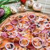Фото к позиции меню Пицца Тосканская