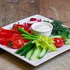 Фото к позиции меню Ассорти из овощей
