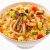 Фото к позиции меню Рис с морепродуктами