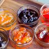 Фото к позиции меню Варенье на выбор: вишня, абрикос, малина, клубника, черника
