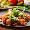 Фото к позиции меню Чашушули из телятины с томлеными овощами