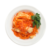 Фото к позиции меню Спаржа с морковью по-корейски