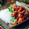 Фото к позиции меню Вок Кисло-сладкая курица