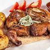 Фото к позиции меню Цыпленок на мангале