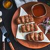 Фото к позиции меню Люля-кебаб из телятины и свинины