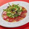Фото к позиции меню Сашими салат с тунцом