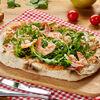 Фото к позиции меню Римская пицца Маринара