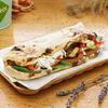 Фото к позиции меню Киприйская пита с овощами и сыром
