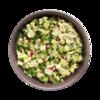 Фото к позиции меню Набор для окрошки овощной