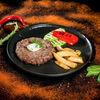 Фото к позиции меню Бифштекс из говядины