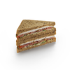 Фото к позиции меню Сандвич Супер Клуб