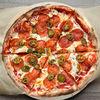 Фото к позиции меню Пицца Пепперони с халапеньо