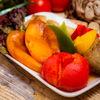 Фото к позиции меню Овощи, запеченные на мангале