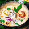 Фото к позиции меню Суп Том Кха Кай