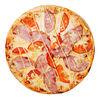 Фото к позиции меню Пицца Ветчина и томаты