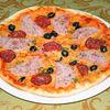 Фото к позиции меню Пицца Капричиозо