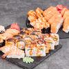 Фото к позиции меню Сет Я люблю суши