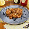 Фото к позиции меню Курица в остро-медовом соусе