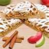 Фото к позиции меню Пирог с яблоками и корицей