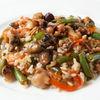 Фото к позиции меню Тяхан с морепродуктами