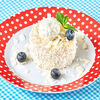 Фото к позиции меню Десерт кокосовый