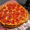 Фото к позиции меню Пицца Дьябло с салями