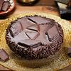 Фото к позиции меню Мини-торт Тройной шоколад Презент