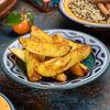 Фото к позиции меню Запеченный картофель