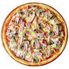 Фото к позиции меню Пицца Ветчина грибы