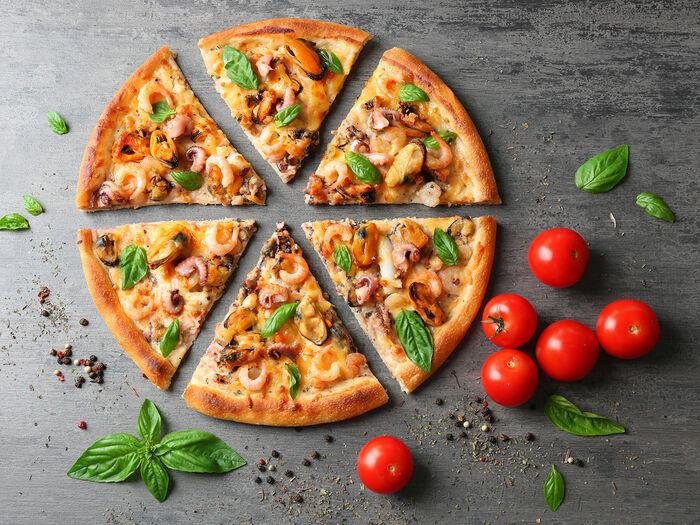 Доставка New York Pizza