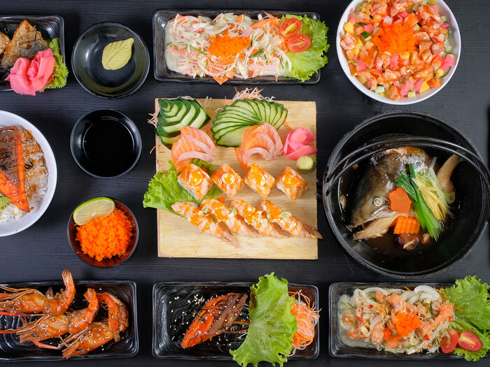 Ресторан-театр японской кухни Yahhoo