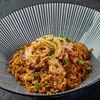 Фото к позиции меню Жареный рис с угрем