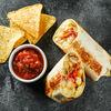 Фото к позиции меню Буррито Калифорния вегетарианский