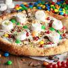 Фото к позиции меню Пицца с нутеллой и ягодами