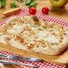 Фото к позиции меню Римская пицца Четыре сыра