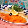 Фото к позиции меню Ассорти рыбное